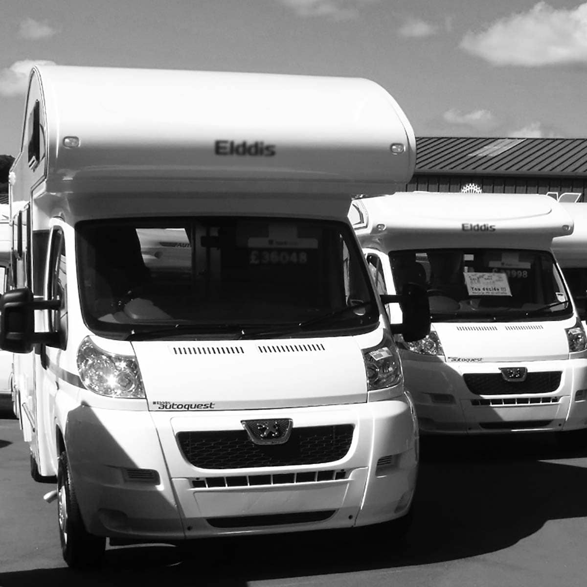 Motor Trade Caravan and Motorhome Dealer Insurance